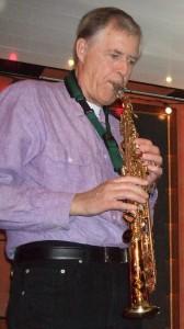 Björn Holmsten sax,cl, voc
